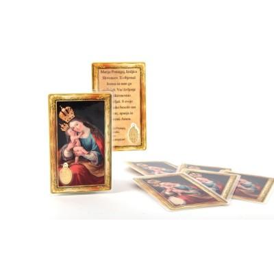 Podobica z Marijo Pomagaj