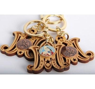 Obesek za ključe Ave Marija