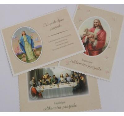 Velikonočna razglednica
