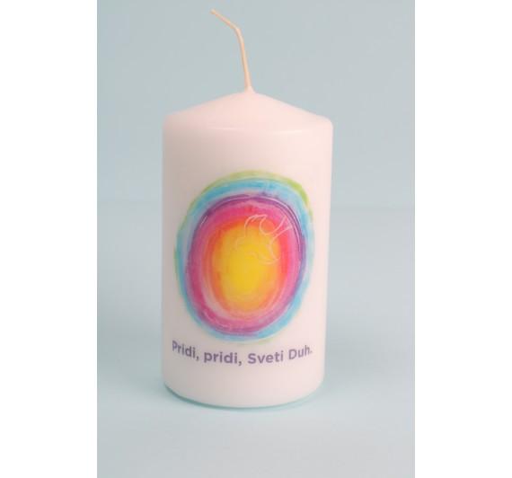 Sveča  - Sveti Duh