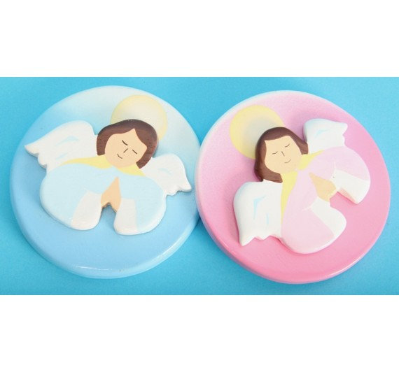 Slika z angelom