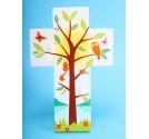 Lesen otroški križ - različni motivi