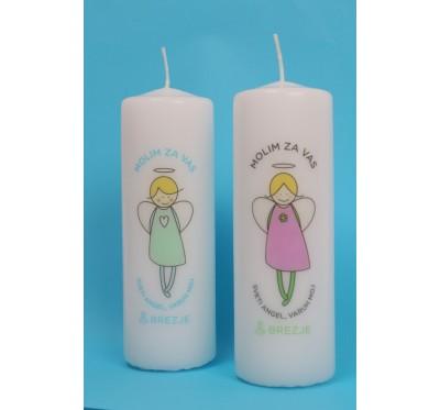 Sveča - z imenom in po namenu